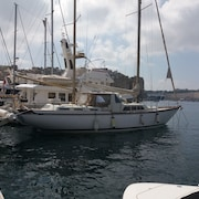 5 berth Sailing Yacht in Birgu