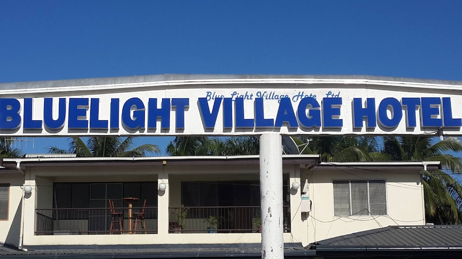 Blue Light Village hotel