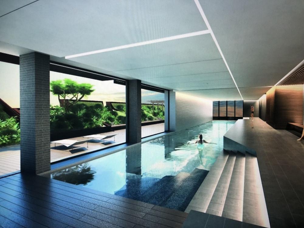 Apartment Bathroom Reception Indoor Pool