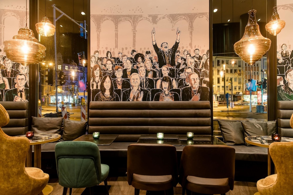 Bar, Motel One Bonn-Beethoven
