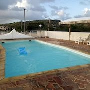 Apartment With 4 Bedrooms in Le Robert, With Wonderful sea View, Pool Access, Enclosed Garden - 5 km From the Beach