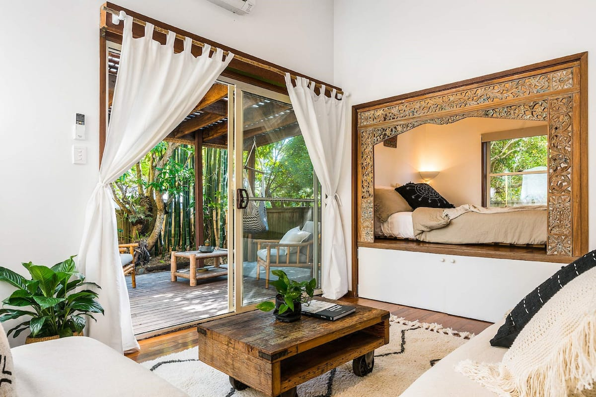 A Perfect Stay Bamboo Beach House Balinese Inspired Tropical Setting In Byron Bay Expedia