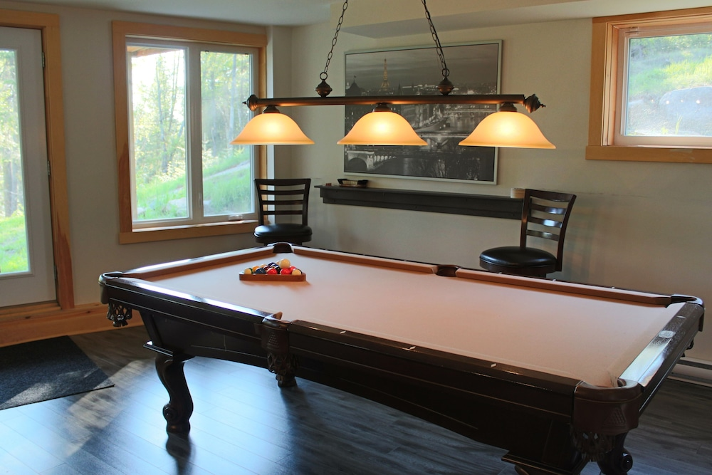 Billiards, Chalets Chinook - Lac Walfred