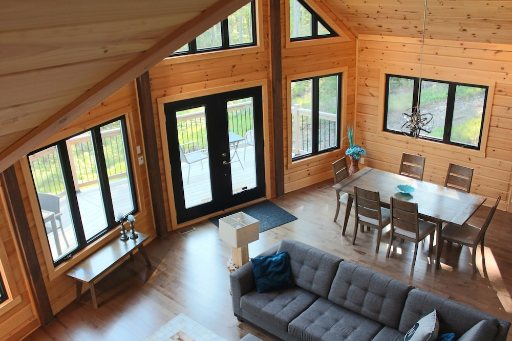 Interior, Chalets Chinook - Lac Walfred