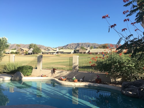 Great Place to stay Beautiful Golf Course Home W/mountain Views near Phoenix
