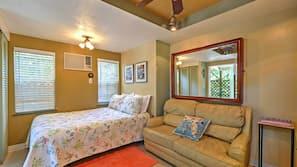 1 개의 침실, 고급 침구, 다리미/다리미판, 리넨