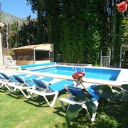 Apartment With 2 Bedrooms in Benaoján, With Wonderful Mountain View, Pool Access, Enclosed Garden