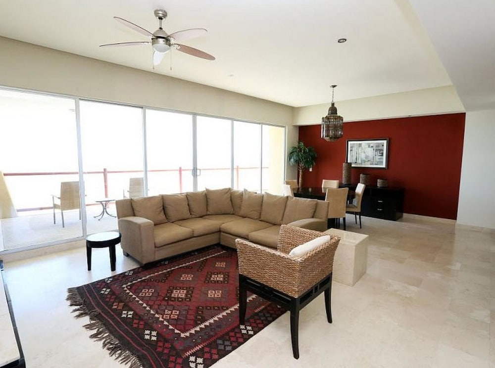 Living Area, Encanto Living 0504 -2BR by Kivoya
