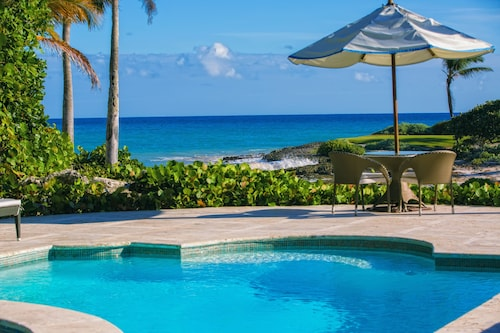 Luxury Punta Cana Oceanfront Cap Cana Villa With Butler and Certified Chef