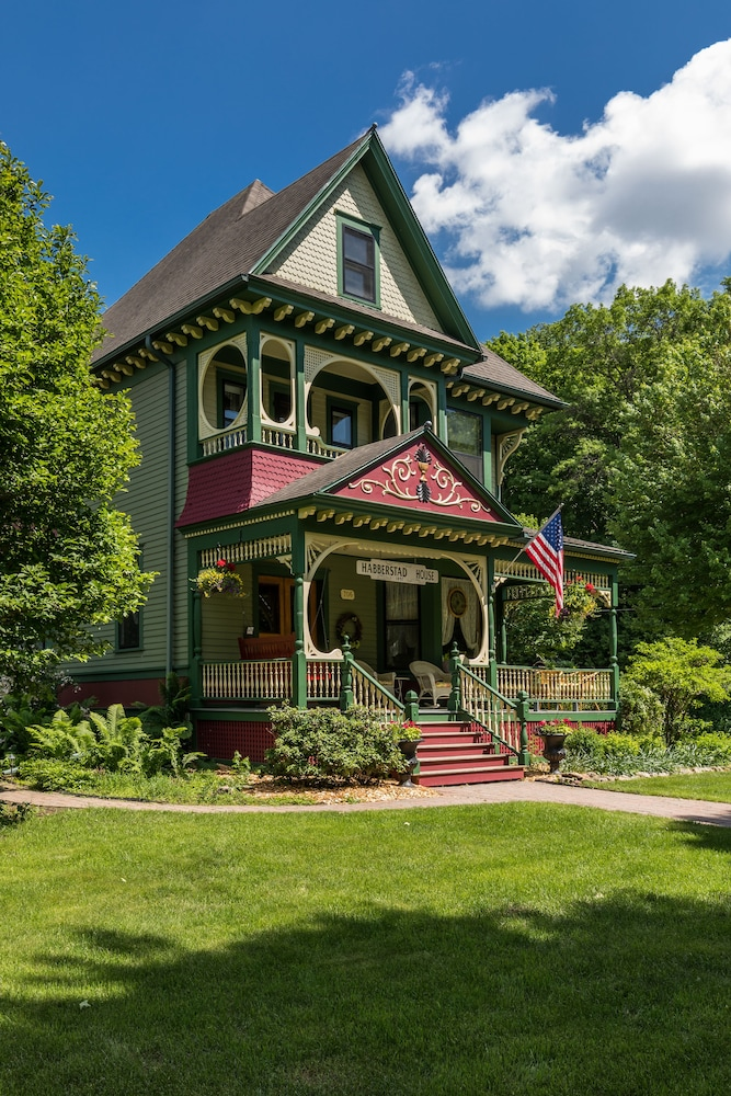 Front of Property, Habberstad House Bed and Breakfast