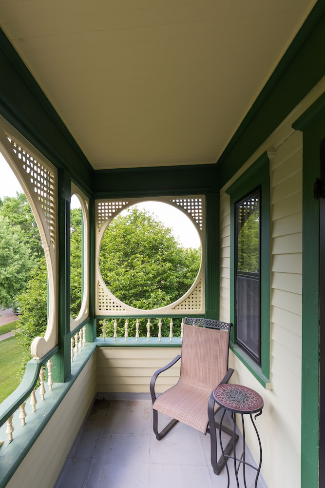 Balcony, Habberstad House Bed and Breakfast
