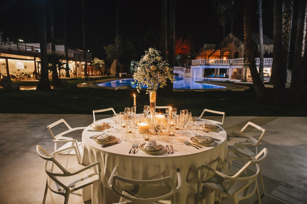 Outdoor Wedding Area, TU&ME Resort-Adults Only