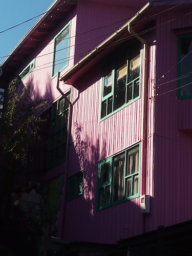 The Pink House - Hostel