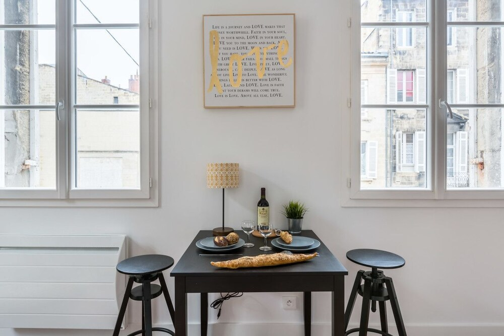 Studio Sainte Catherine With Mezzanine, Bordeaux: 2018 Reviews ...