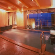 天然游泳池