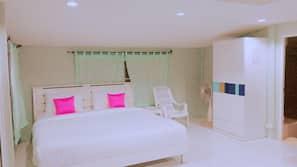 2 ห้องนอน, เตียงเสริม/เปล, บริการ WiFi ฟรี