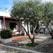 House With 2 Bedrooms in Maruggio, With Furnished Terrace - 20 m From the Beach