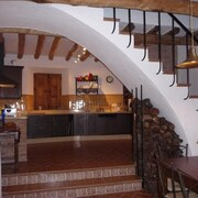 House With 2 Bedrooms in Alájar, With Wonderful Mountain View and Furnished Terrace