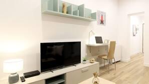 42-Zoll-Flachbildfernseher mit Digitalempfang, Fernseher