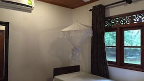 1 chambre, literie de qualité supérieure, minibar