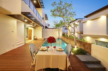 The Miracle Villas Nusa Dua