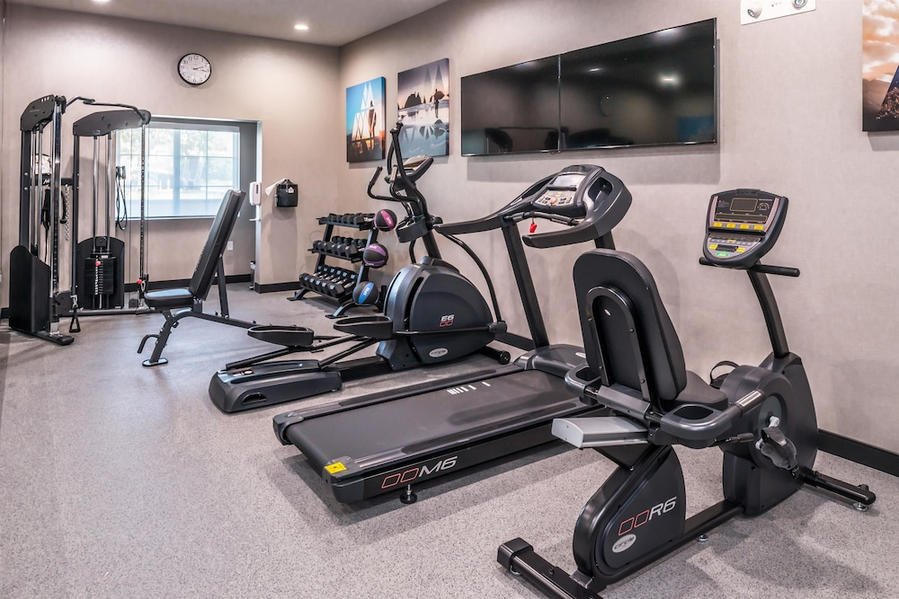 Fitness Facility, Best Western Plus Temecula Wine Country Hotel &Suites