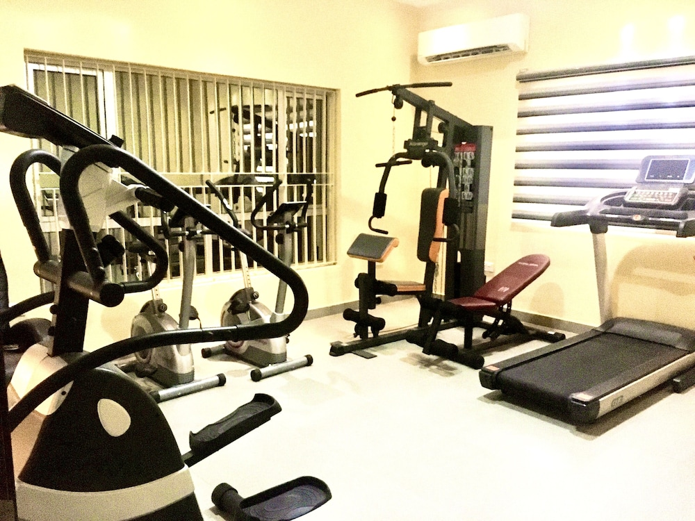 Gym, Providence Hotel and Suites