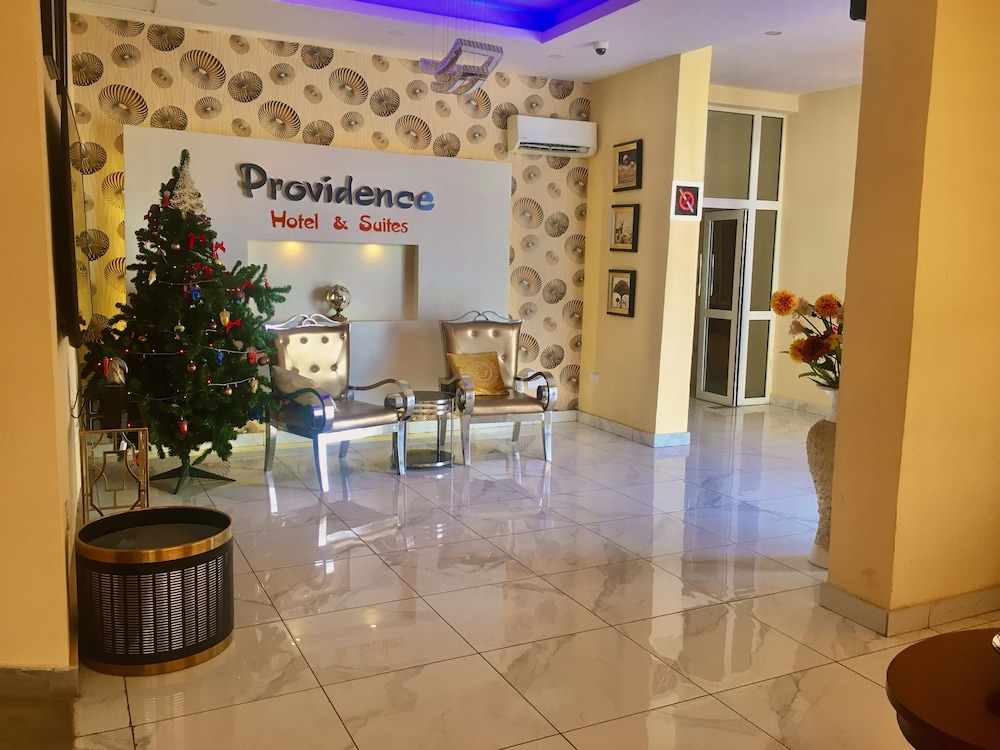 Reception, Providence Hotel and Suites