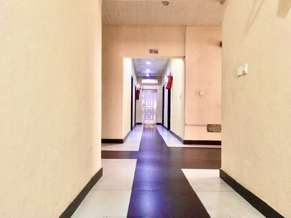 Hallway, Providence Hotel and Suites