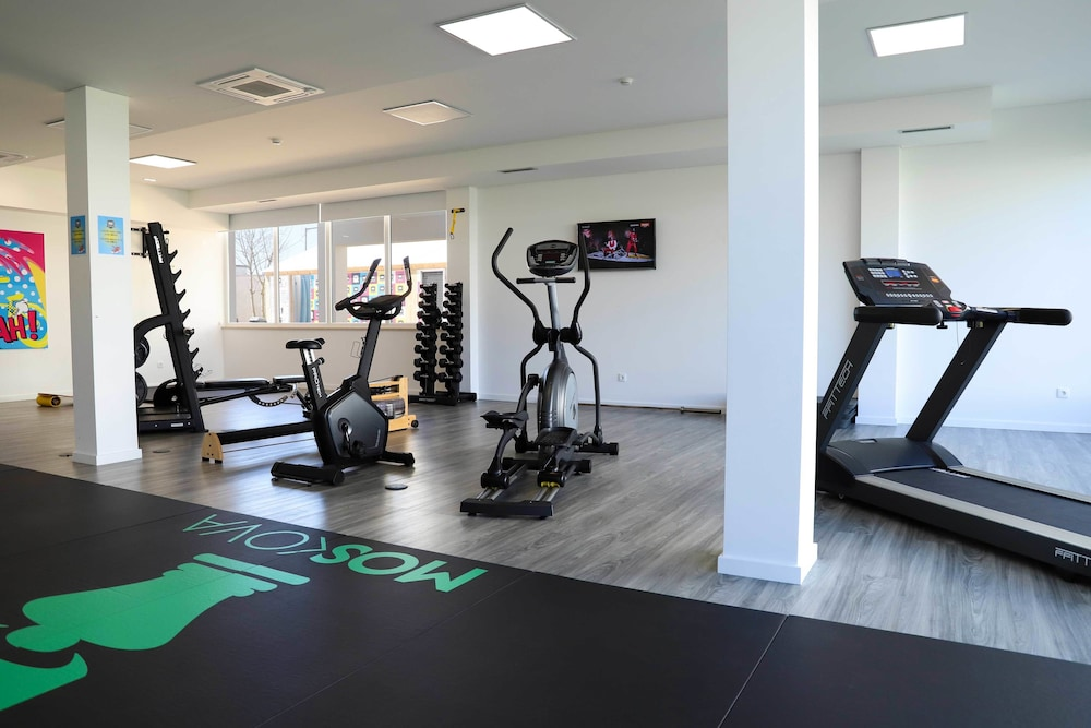 Fitness Facility, RIDE Surf Resort & SPA
