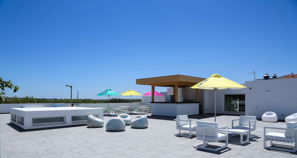 Terrace/Patio, RIDE Surf Resort & SPA