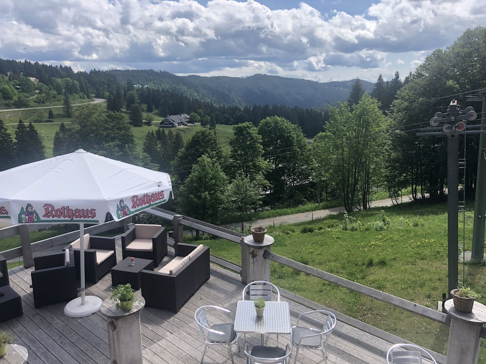 Terrace/Patio, Berggasthaus Auerhahn