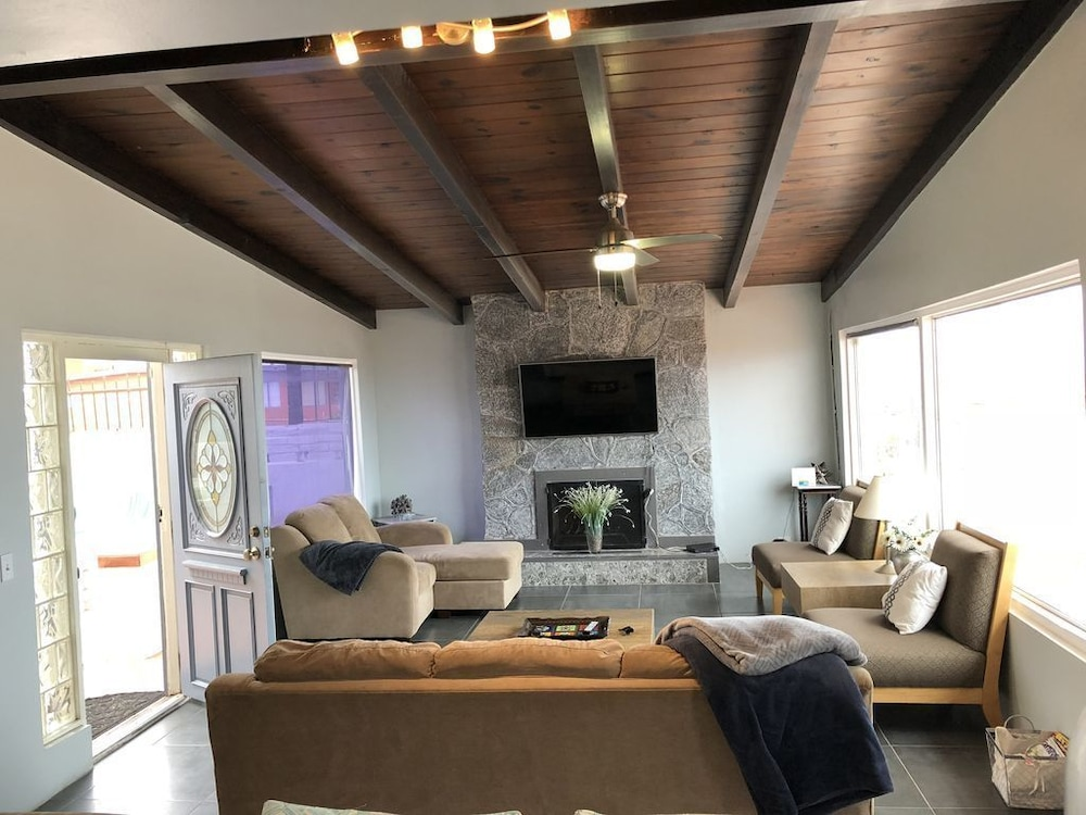 Living Area, Rosarito 5 Bedroom Beach House