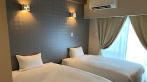 1 間臥室、免費 Wi-Fi