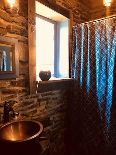 Cozy Stone Cottage Home in the Catskills on 30 Private Acres: 2019