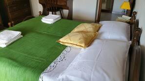 Kostenloses WLAN, Bettwäsche