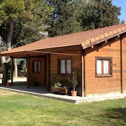 Chalet With 3 Bedrooms in Bornos, With Wonderful Lake View, Terrace and Wifi