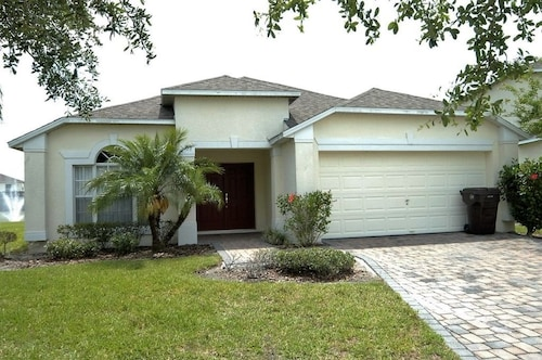 Great Place to stay Cumbrian Lakes 1205 - Four Bedroom Villa with Private Pool near Kissimmee
