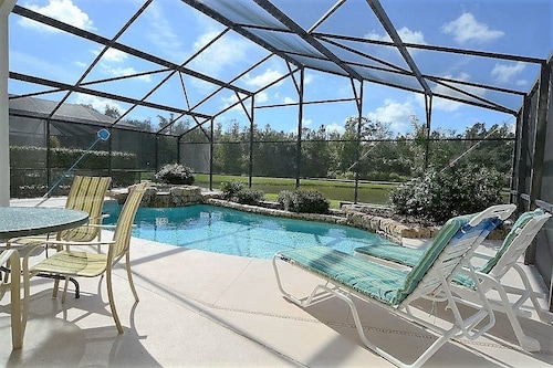 Great Place to stay Cumbrian Lakes 4650 - Four Bedroom Villa with Private Pool near Kissimmee