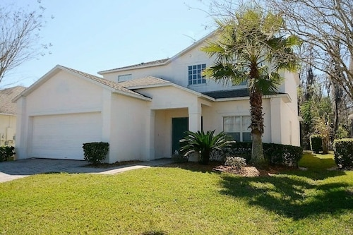 Great Place to stay Cumbrian Lakes 4666 - Five Bedroom Villa with Private Pool near Kissimmee