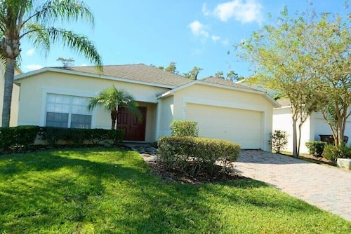 Great Place to stay Cumbrian Lakes 4668 - Four Bedroom Villa with Private Pool near Kissimmee