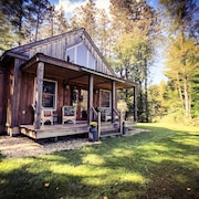 Romantic Private Vermont Cottage, Dogs Welcome