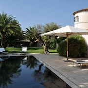 St Tropez - Mansion From the XIV Century, With Landscaped Garden and Pool