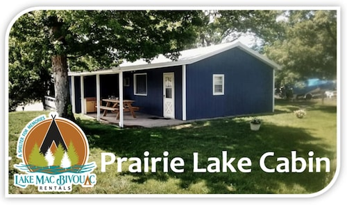 Cozy Cabin, 3 Minute Walk to Beach Front and Boat Ramp