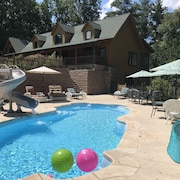 Lazy Bear Lodge: Getaways, Winetours, Bridal Parties, Reunions,corporate Retreat