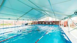 室外泳池、頂樓泳池