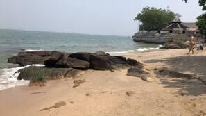 근처 해변