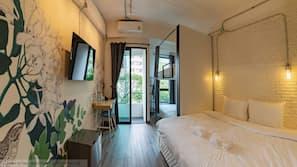 房內夾萬、窗簾、免費 Wi-Fi、方便輪椅出入