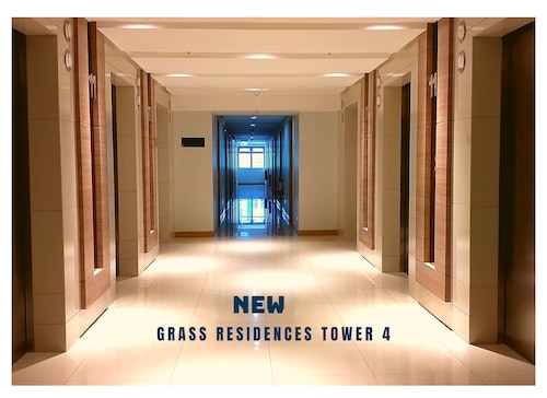 New Leisure and Lifestyle Condo at Grass Residences