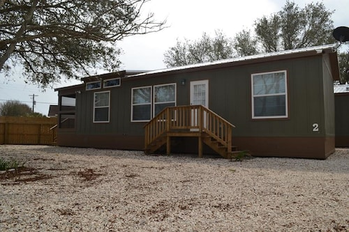 Quiet And Private Two Cottage Development Located In The Heart Of Matagorda